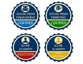 #6 cho Create certification badge bởi jonnaDesign008