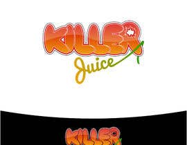 #52 para Design a Logo for Killer Juice por lucianito78