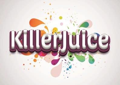 #26 cho Design a Logo for Killer Juice bởi contestwar