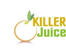 #49 para Design a Logo for Killer Juice por Navjot420singh
