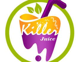 #65 para Design a Logo for Killer Juice por AboAlimk