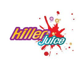 #54 para Design a Logo for Killer Juice por kmohan7466