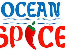 #22 for Design a Logo for Ocean Spice Restaurant af rimshasalam