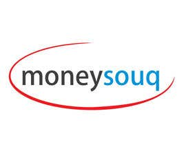 #134 para Logo Design for Moneysouq.ae   this is UAE first shopping mall financial exhibition de ulogo
