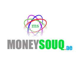 #136 para Logo Design for Moneysouq.ae   this is UAE first shopping mall financial exhibition por Cyan3Ds