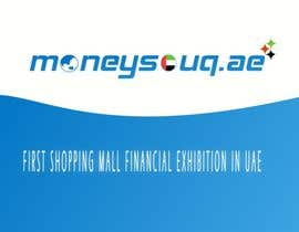 #139 para Logo Design for Moneysouq.ae   this is UAE first shopping mall financial exhibition por Vickie01