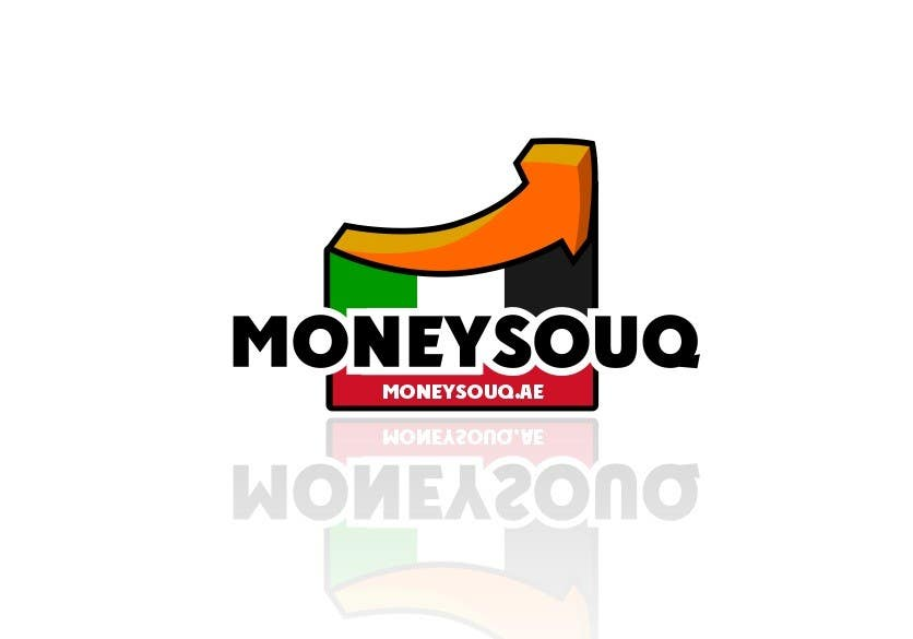 Penyertaan Peraduan #148 untuk Logo Design for Moneysouq.ae   this is UAE first shopping mall financial exhibition