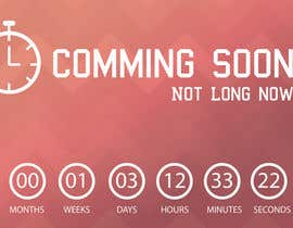 #13 for Design a Coming Soon page for selling in Themeforest by jessebauman
