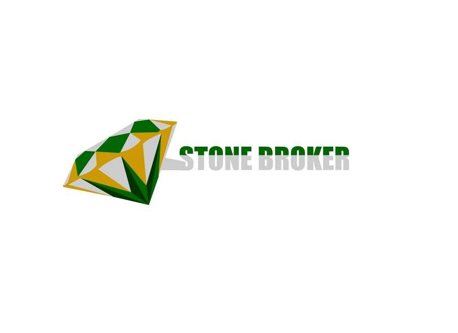 Konkurrenceindlæg #23 for Design a logo for Stone Broker (stonebroker.ch)