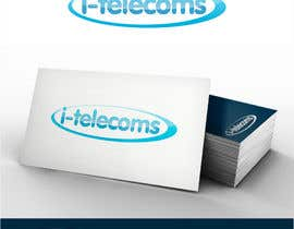 #8 for Design a Logo for i-telecoms.com.au by sbelogd