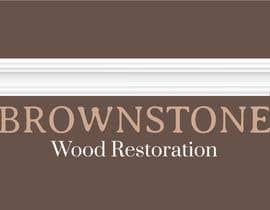 #29 untuk Logo design:  Woodwork restoration company oleh kamilasztobryn