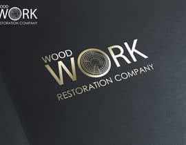 #25 untuk Logo design:  Woodwork restoration company oleh DmitriyYarovoy