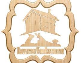 #4 untuk Logo design:  Woodwork restoration company oleh yassinelaabid