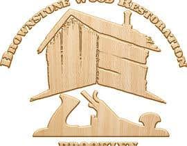 #9 untuk Logo design:  Woodwork restoration company oleh yassinelaabid