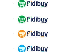 #92 for Design logo for fidibuy.com by dindinlx