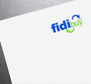 Nro 55 kilpailuun Design logo for fidibuy.com käyttäjältä webhub2014