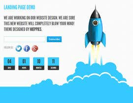 #7 cho Design a better landing page for our website bởi hieppies