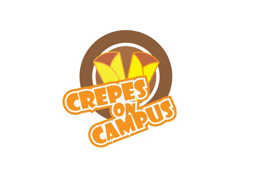 Bài tham dự cuộc thi #23 cho Design a Logo for Crêpes on Campus