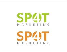 #87 untuk Design a Logo for 4Spot Marketing oleh aaba