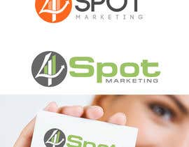 #74 untuk Design a Logo for 4Spot Marketing oleh SheryVejdani