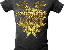 #68 untuk Design a T-Shirt for Slogan: Everything Counts oleh mj956