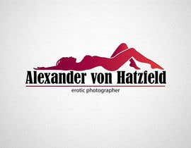 #7 for Design a logo for Alexander von Hatzfeld - Erotic Photographer by Annasfhd