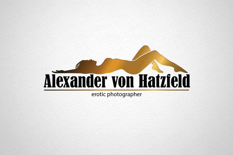 Inscrição nº 16 do Concurso para Design a logo for Alexander von Hatzfeld - Erotic Photographer