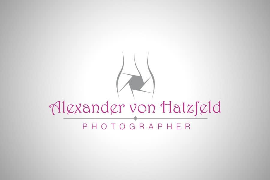 Penyertaan Peraduan #3 untuk Design a logo for Alexander von Hatzfeld - Erotic Photographer