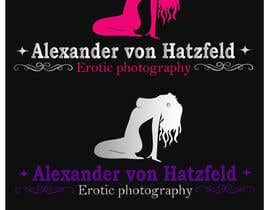 #17 para Design a logo for Alexander von Hatzfeld - Erotic Photographer por passionstyle