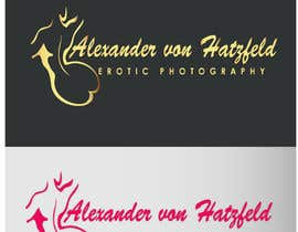 #19 for Design a logo for Alexander von Hatzfeld - Erotic Photographer by passionstyle
