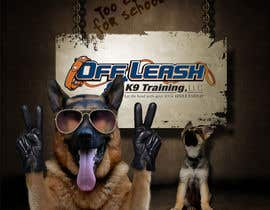#25 untuk Make An Awesome Picture of a dog representing our business oleh suntero