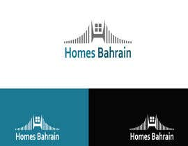 #11 cho Design a Logo for Homes Bahrain ( a realtor) bởi hossainimran3338
