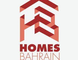 #4 cho Design a Logo for Homes Bahrain ( a realtor) bởi tengkushahril