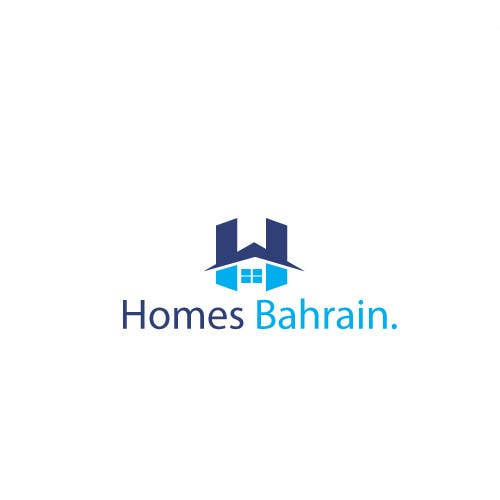 Bài tham dự cuộc thi #6 cho Design a Logo for Homes Bahrain ( a realtor)