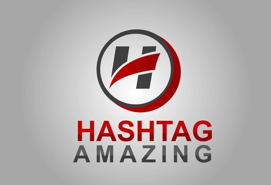 Penyertaan Peraduan #92 untuk Design a Logo for Hashtagamazing Ltd