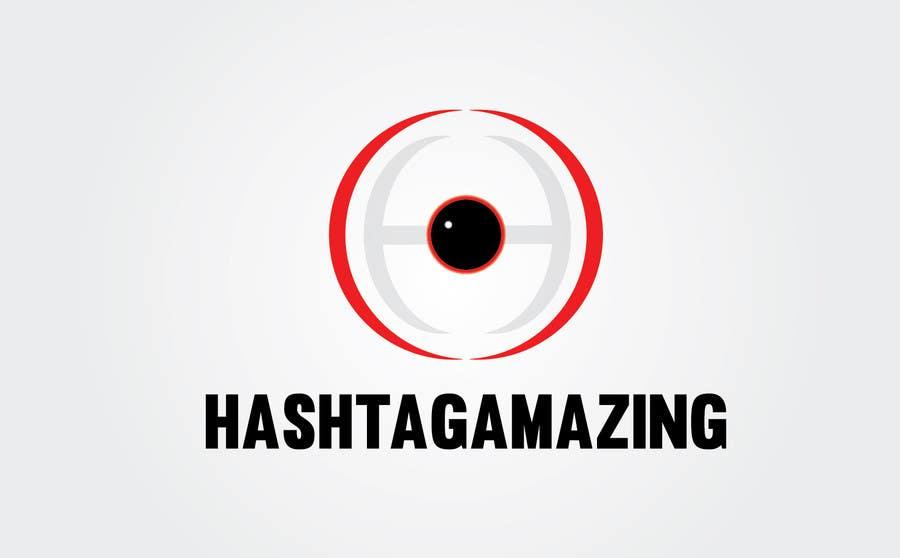 Penyertaan Peraduan #70 untuk Design a Logo for Hashtagamazing Ltd