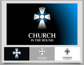 indraDhe tarafından Design a Logo for Church in the Round için no 364