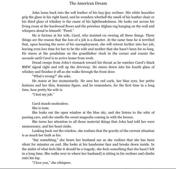 Bài tham dự cuộc thi #15 cho Write a SHORT story