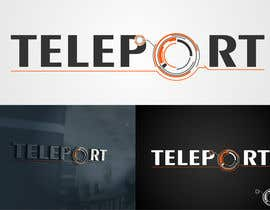 """#32 for logo contest """"TELEPORT"""" by mille84"""