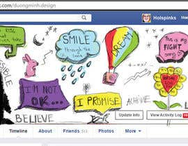 #10 for Facebook Cover Pic af dngminh