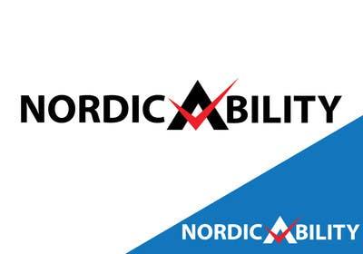 Nro 9 kilpailuun Design a Logo for Nordicability käyttäjältä aasmasheikh