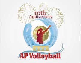 #23 for Design a T-Shirt for volleyball tournament af Sena8