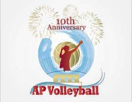 #23 untuk Design a T-Shirt for volleyball tournament oleh Sena8