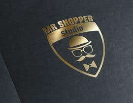 "#32 untuk Modify or Re-Design a Logo for ""Mr Shopper Studio"" oleh saddamkhan1919"