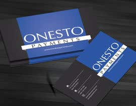 #28 untuk Design business card for Onesto Payments oleh mahiweb123