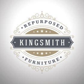 Nro 36 kilpailuun Design a Logo for Kingsmith Repurposed Furniture käyttäjältä onkarpurba