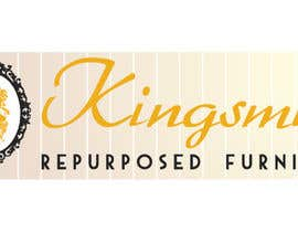 #44 for Design a Logo for Kingsmith Repurposed Furniture af stoiancristian