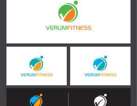 #86 for Design a logo for Verumfitness. by nipen31d