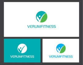 #88 para Design a logo for Verumfitness. por nipen31d