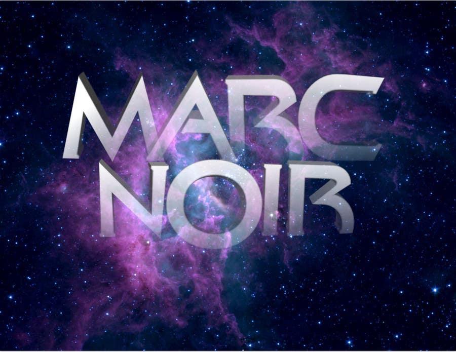Proposition n°11 du concours Design a Logo for an EDM Artist on Armada Records (Marc Noir)